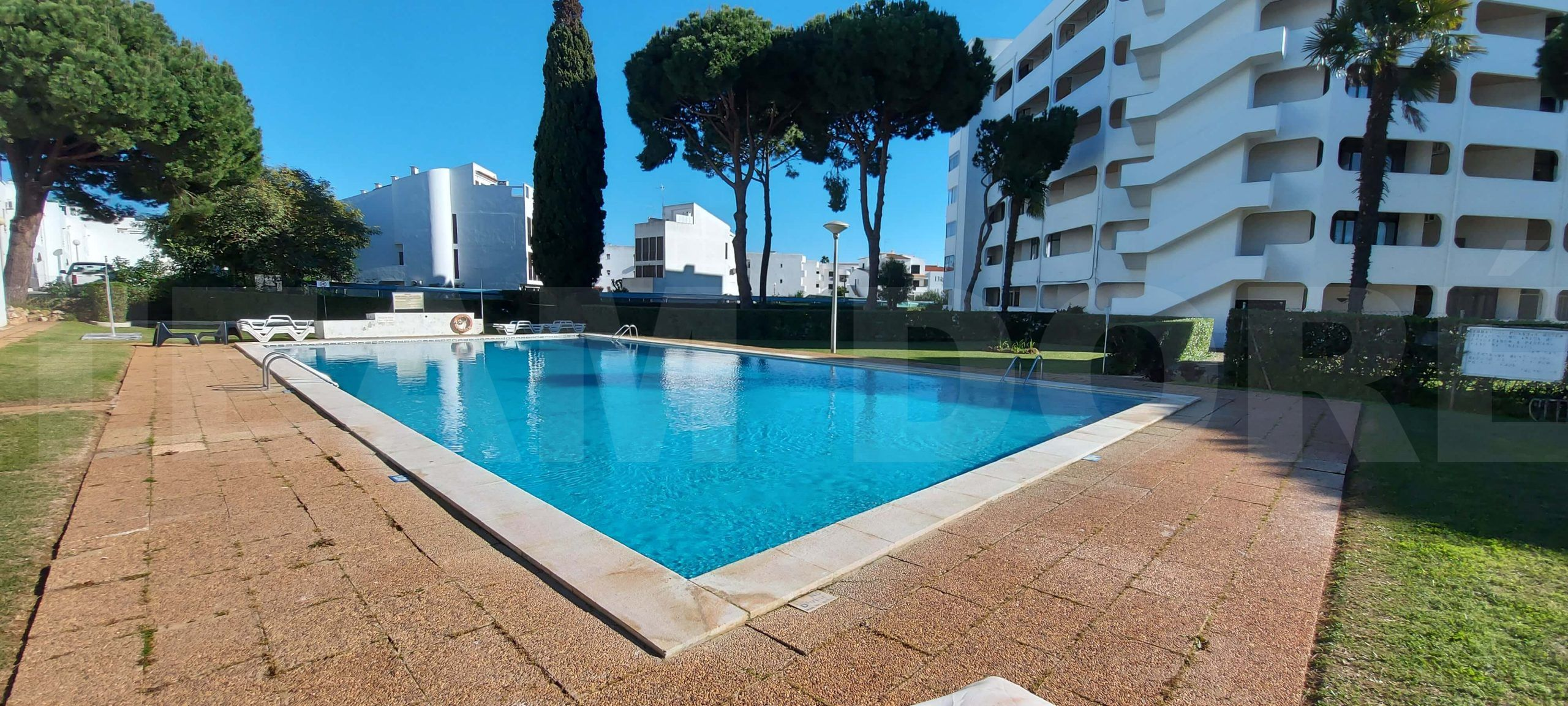 T1 Appartment in Vilamoura with Pool