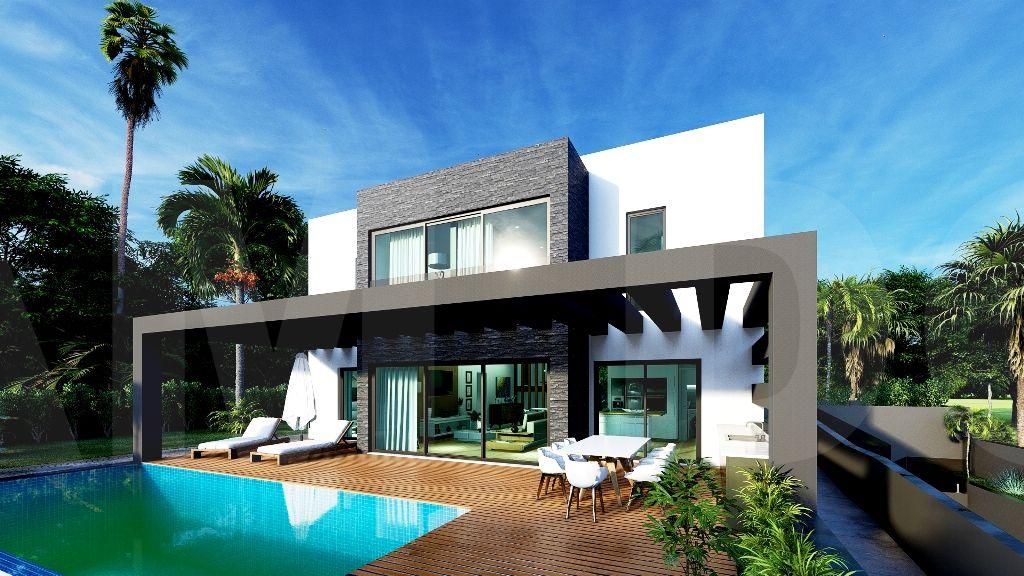 New 3 bedroom Villa with Pool – Albufeira